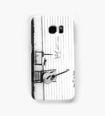 Lonesome Guitar Samsung Galaxy Case/Skin