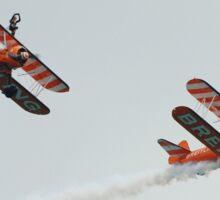 Breitling Wing Walkers team Sticker