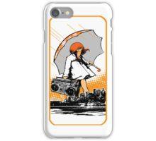 It's Raining Game iPhone Case/Skin