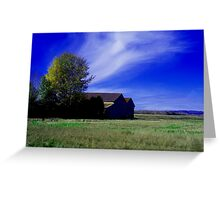 A Farm ! Greeting Card
