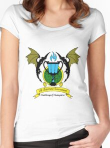 Triwizard Tournament '94 Women's Fitted Scoop T-Shirt