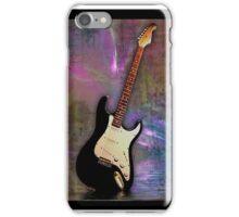 Strat Guitar iPhone Case/Skin