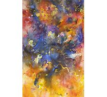 Cosmic Expansion Photographic Print