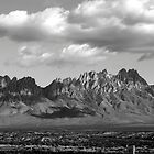 New Mexico Mountains by gnolanphoto