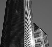 Skyscrapers by Rene Fuller