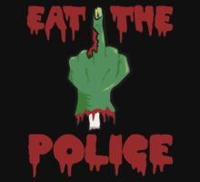 Eat the police by GeekCupcake