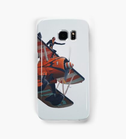 Breitling Wing Walkers, Airbourne Samsung Galaxy Case/Skin