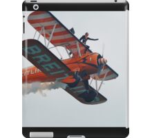 Breitling Wing Walkers, Airbourne iPad Case/Skin