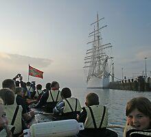 Lehmkuhl Ahoy! by Fiona MacNab