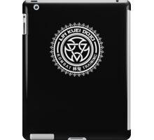 Mortal Kombat - Lin Kuei Dojo - White Clean iPad Case/Skin