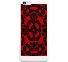 ♝ ♞ ♟Ponceau Design iPhone Case ♝ ♞ ♟ iPhone Case/Skin