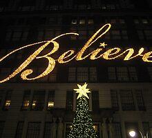 Believe by Mark Roon-Reitmeier