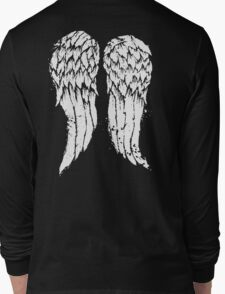 Daryl Dixon Wings Long Sleeve T-Shirt