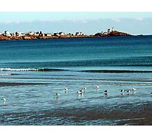 Cape Neddick, Maine Photographic Print
