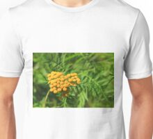 Bunch of Small Yellow Wildflowers Unisex T-Shirt