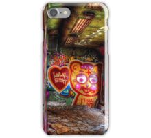 Art will not be abandoned iPhone Case/Skin