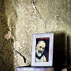 Padre Pio (iPhone Case) by Paul Louis Villani