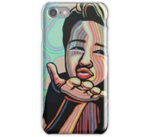 Keep Calm and Blow a Kiss iPhone Case/Skin