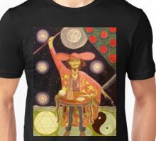 The Magician ; Tarot Card Design  Unisex T-Shirt