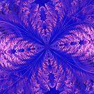 Breach - Pink on blue # 2 by sstarlightss