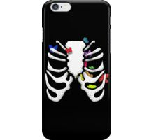Our Ribs Are Cages iPhone Case/Skin