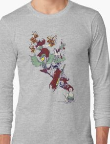from thought to ink Long Sleeve T-Shirt