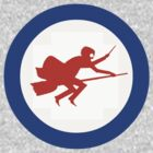 Ministry of Magic Air Force Insignia UK by Paul Simms