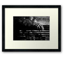 Day 36 Framed Print