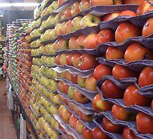 Apple Wall by Mark Roon-Reitmeier