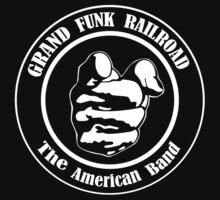 Grand Funk Railroad New by Fello99