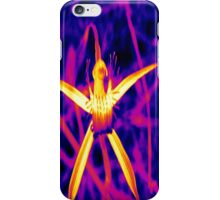 Crazy Orchid iPhone Case/Skin