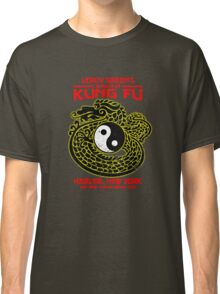 Leroy Green's School of Kung Fu Classic T-Shirt