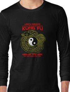 Leroy Green's School of Kung Fu Long Sleeve T-Shirt