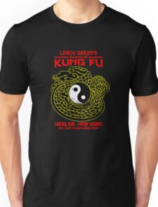 Leroy Green's School of Kung Fu Unisex T-Shirt
