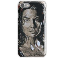 TWD Maggie iPhone Case/Skin
