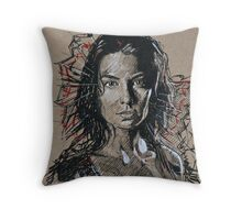 TWD Maggie Throw Pillow