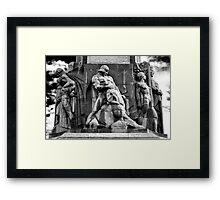 Lāčplēsis | The Bear Slayer Framed Print