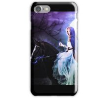 Lady Night iPhone Case/Skin