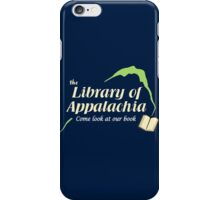 Come Look at Our Book! iPhone Case/Skin