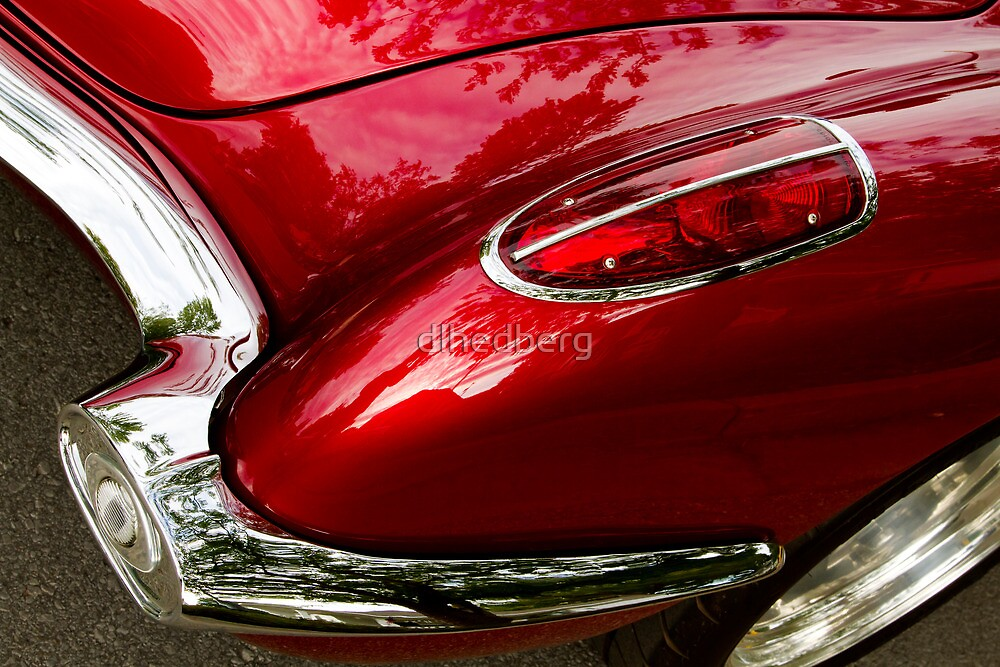 Corvette Curves by dlhedberg