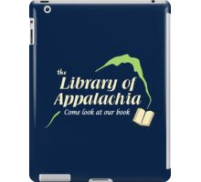 Come Look at Our Book! iPad Case/Skin
