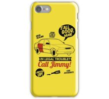 Need A Will? Call McGill! iPhone Case/Skin