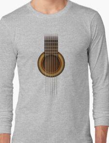 Full Guitar  Long Sleeve T-Shirt