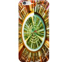 wire cylinder - phone iPhone Case/Skin