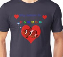 """""""My Name is Parker """" Unisex T-Shirt"""