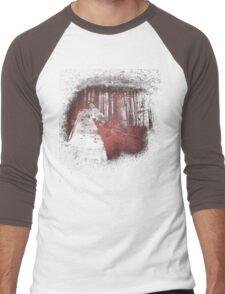 Bleached Kylo Ren Men's Baseball ¾ T-Shirt