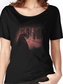 Bleached Kylo Ren Women's Relaxed Fit T-Shirt