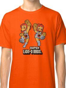 Super Lion-o Bros. Classic T-Shirt
