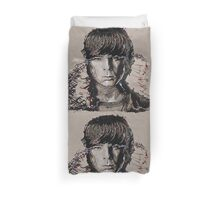 TWD Carl Duvet Cover