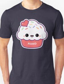 Cute Love Cupcake Unisex T-Shirt
